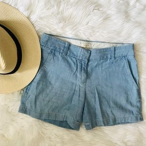 SALE✨ J. Crew Chambray Shorts
